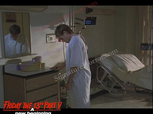 John Shepherd - Friday the 13th Part V - Hospital 14 - 8X10