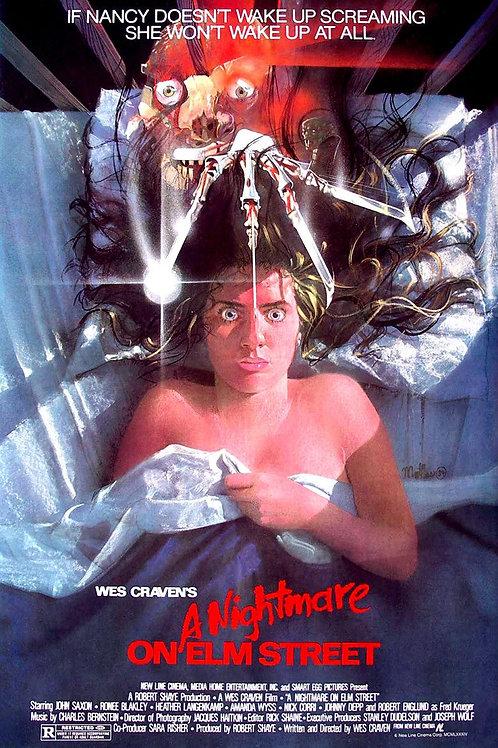 "A Nightmare on Elm Street 24""X36"" Poster"