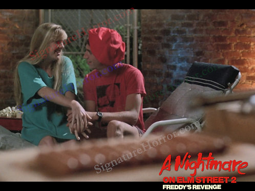 Kerry Remsen - A Nightmare on Elm Street 2: Freddy's Revenge 4 - 8X10