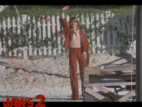 Donna Wilkes - Jaws 2 - Arrival 1 - 8X10