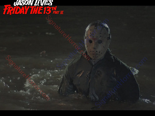 C.J. Graham - Jason Lives: Friday the 13th Part VI - Lake 2 - 8X10
