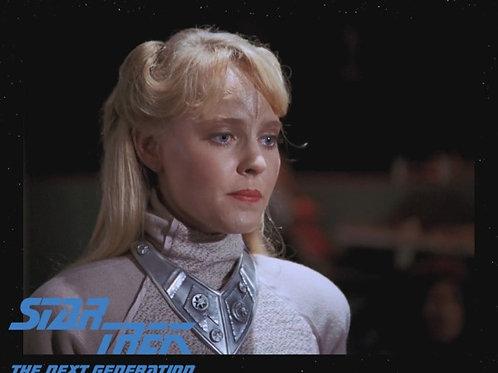 Lisa Wilcox - Star Trek: TNG - Yuta Admission 1 - 8X10