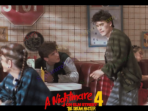 Andras Jones - NOES 4 - At the Diner 2 - 8X10
