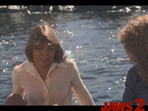 Donna Wilkes - Jaws 2 - The Bottom 3 - 8X10