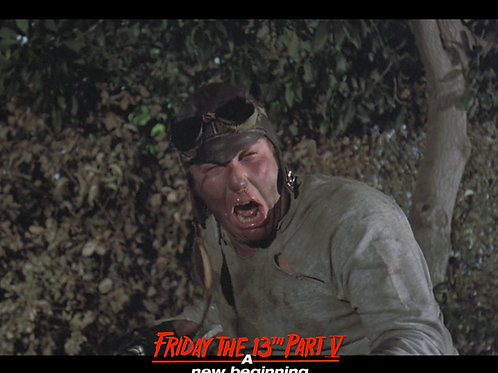 Ron Sloan as Junior Friday the 13th Part 5 - He Hurt Me Ma 8X10
