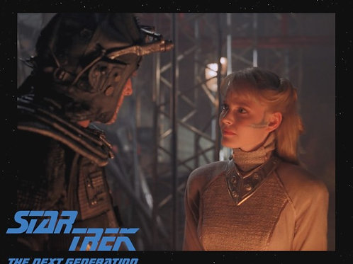 Lisa Wilcox - Star Trek: TNG - Murder Time - 8X10