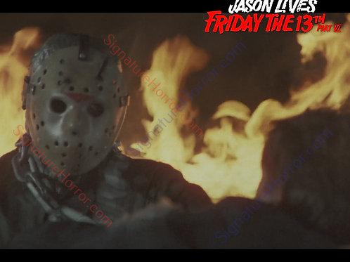 C.J. Graham - Jason Lives: Friday the 13th Part VI - Finale 1 - 8X10
