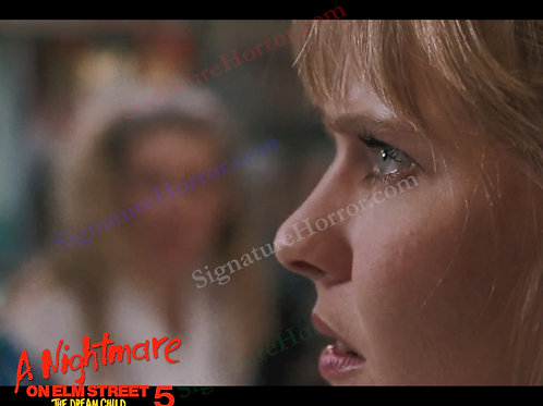 Lisa Wilcox - NOES 5: The Dream Child - Diner 3 - 8X10
