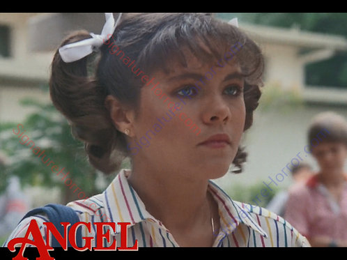 Donna Wilkes - Angel - Striped Shirt 1 - 8X10