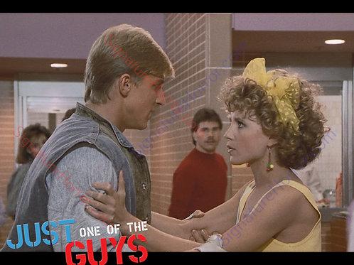 Deborah Goodrich - Just One Of The Guys - Greg Fight 3 - 8X10
