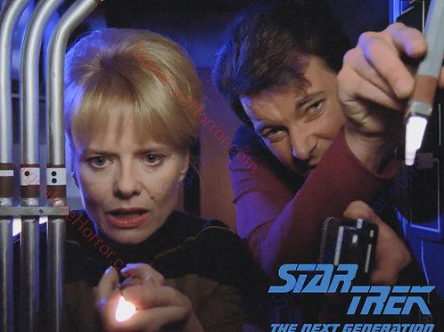 Brooke Bundy - Star Trek: TNG - Override 6 - 8X10