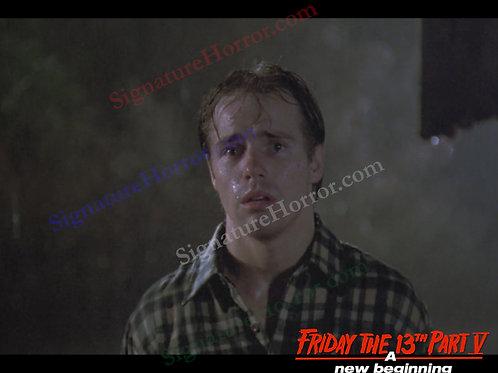 John Shepherd - Friday the 13th Part V - Barn 3 - 8X10