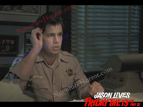 Vinny Guastaferro - Friday the 13th Part VI - In Charge 2 - 8X10