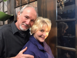 Ron Sloan and Dee Wallace - On Set for 13 Fanboy 8X10