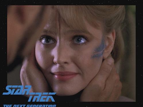 Lisa Wilcox - Star Trek: TNG - With Riker 7 - 8X10