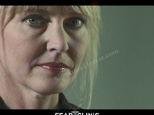 Lisa Wilcox - Fear Clinic - Behind the Scenes 4 - 8X10