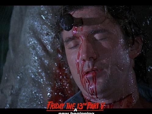 Richard Young as Matt Friday the 13th Part 5 - Death 8X10