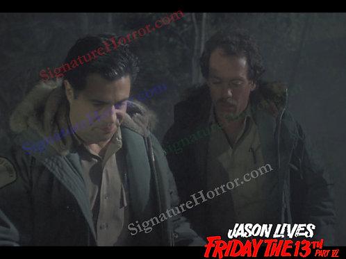 Vinny Guastaferro - Friday the 13th Part VI - Crime Scene 5 - 8X10