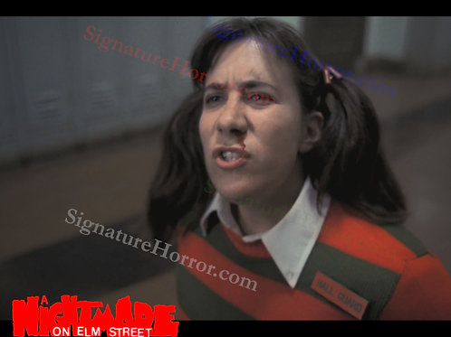 Leslie Hoffman - Nightmare on Elm Street - Hall Pass 3 - 8X10