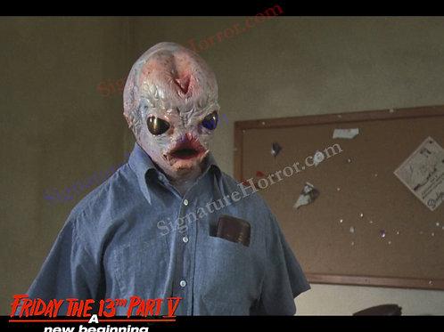 John Shepherd - Friday the 13th Part V - Meeting Reggie 5 - 8X10