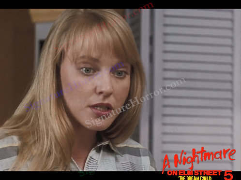 Lisa Wilcox - NOES 5: The Dream Child - Bedroom Talk 2 - 8X10