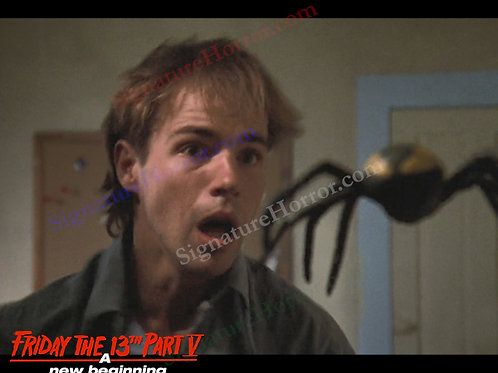John Shepherd - Friday the 13th Part V - Meeting Reggie 1 - 8X10