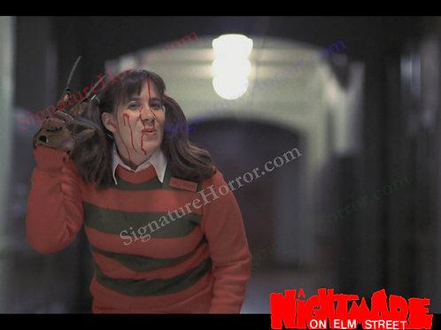 Leslie Hoffman - Nightmare on Elm Street - No Running 2 - 8X10