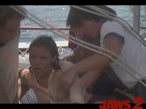 Donna Wilkes - Jaws 2 - Worried for Mike 1 - 8X10