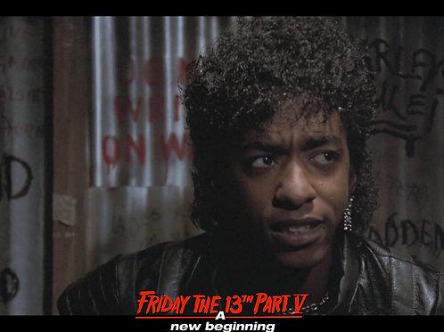 Miguel A Nunez Jr Friday the 13th Part 5 - That's It! - 8X10