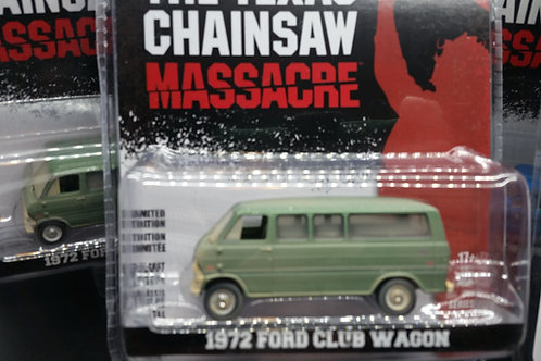 1972 Ford Van OR 1971 Chevy C-10 Pickup 1/64 Scale Die-cast Replica