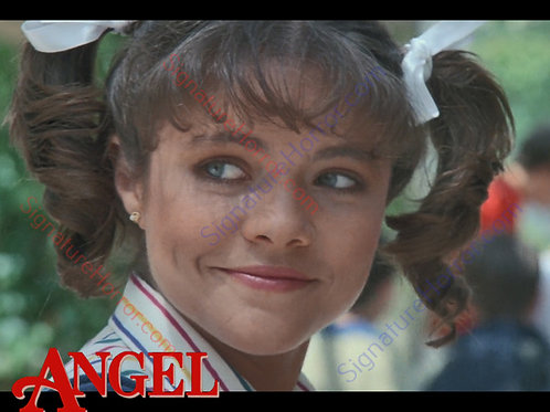 Donna Wilkes - Angel - Striped Shirt 10 - 8X10