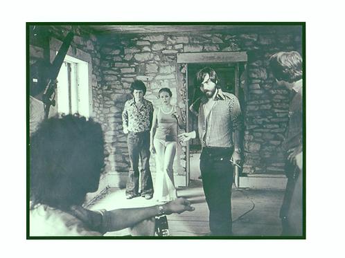 Allen Danziger Texas Chainsaw Massacre - Tobe Directing - 8X10