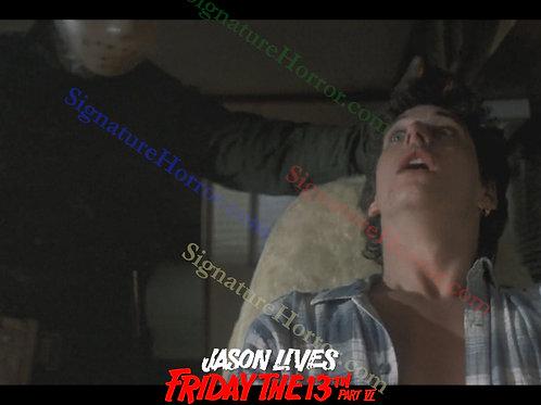 Tom Fridley - Jason Lives: Friday the 13th Part VI - Grabbed - 8X10
