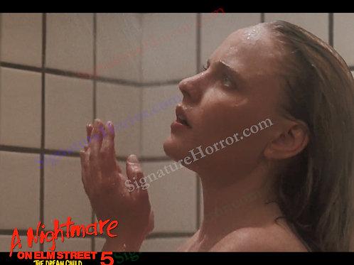 Lisa Wilcox - NOES 5: The Dream Child - Shower 1 - 8X10