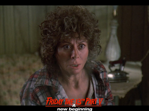 Carol Locatell Friday the 13th Part 5 - Ethel WTH Are You? - 8X10