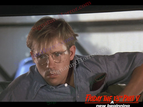 John Shepherd - Friday the 13th Part V - Arrival 8 - 8X10