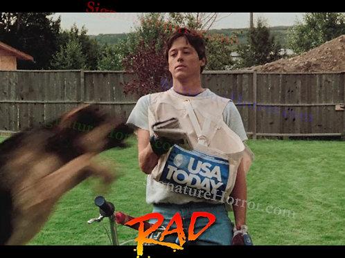 Bill Allen as Cru Jones in RAD - Dog Delivery - 8X10
