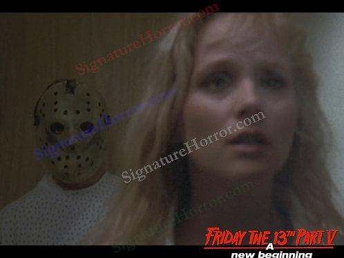John Shepherd - Friday the 13th Part V - Hospital 17 - 8X10