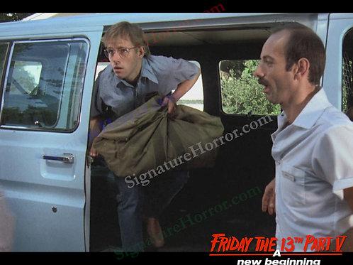 John Shepherd - Friday the 13th Part V - Arrival 9 - 8X10