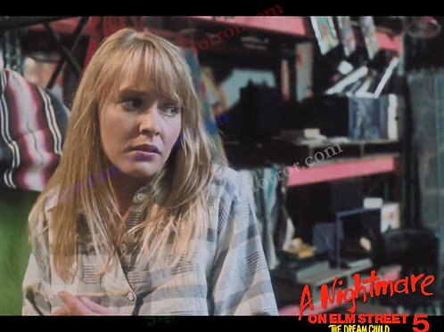 Lisa Wilcox - NOES 5: The Dream Child - Warehouse 5 - 8X10