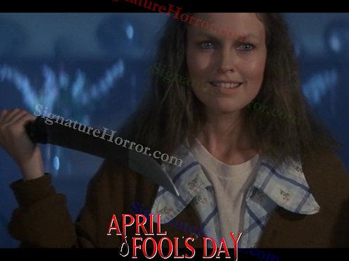 Deborah Foreman - April Fool's Day - The Reveal 5 - 8X10