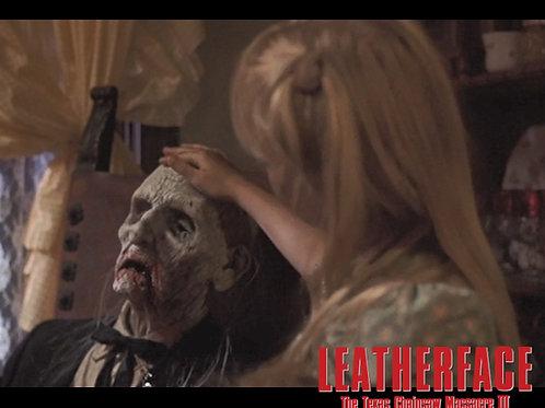 Jennifer Banko - Leatherface: TCM III - Grandpa 2 - 8X10