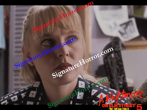 Lisa Wilcox - NOES 5: The Dream Child - Research 1 - 8X10
