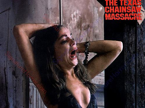 Teri McMinn Texas Chainsaw Massacre - Hook 10 - 8X10