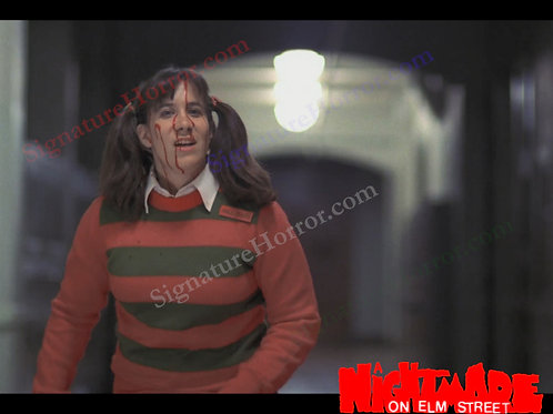 Leslie Hoffman - Nightmare on Elm Street - No Running 4 - 8X10