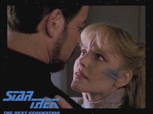 Lisa Wilcox - Star Trek: TNG - The Kiss 2 - 8X10
