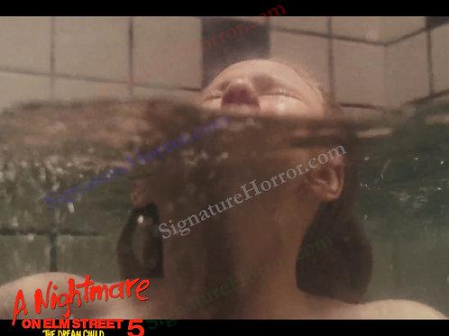 Lisa Wilcox - NOES 5: The Dream Child - Shower 4 - 8X10