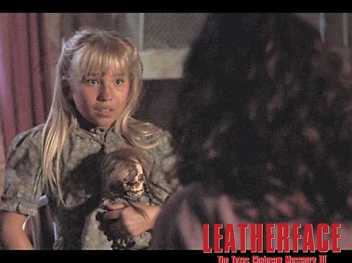 Jennifer Banko - Leatherface: TCM III - Look 2 - 8X10