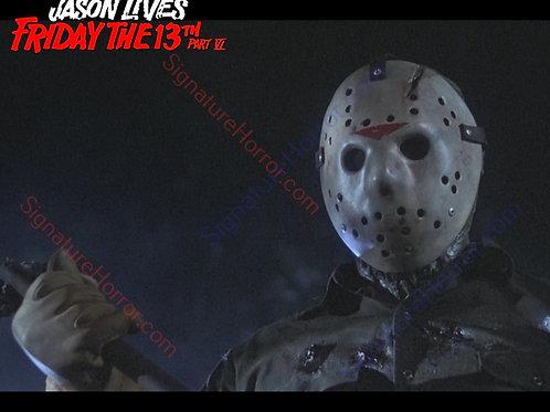 C.J. Graham - Jason Lives: Friday the 13th Part VI - Lizbeth 1 - 8X10