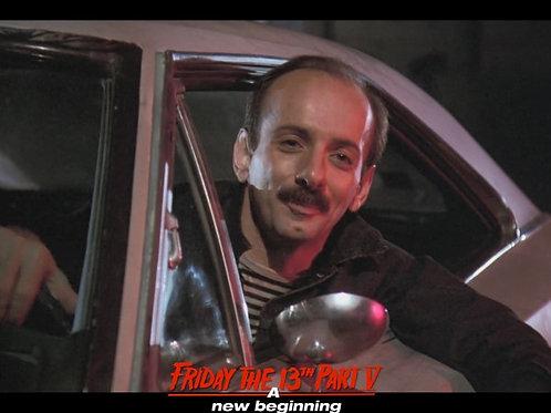 Bob DeSimone Friday the 13th Part V - Car 1 8X10